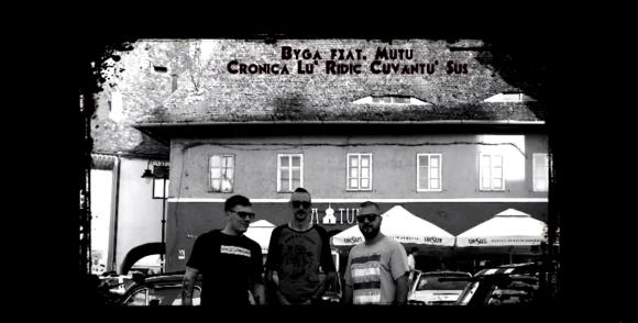 Byga feat. Mutu - Cronica lu' Ridic Cuvântu' Sus