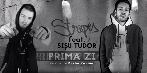 Stripes - Prima zi feat Sișu Tudor