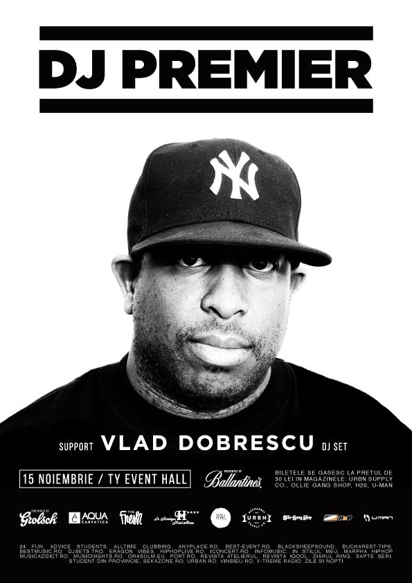The Fresh -DJ-Premier-15 Noiembrie