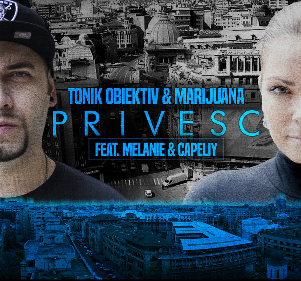 Tonik Obiektiv & Dana Marijuana - Privesc (Cover)