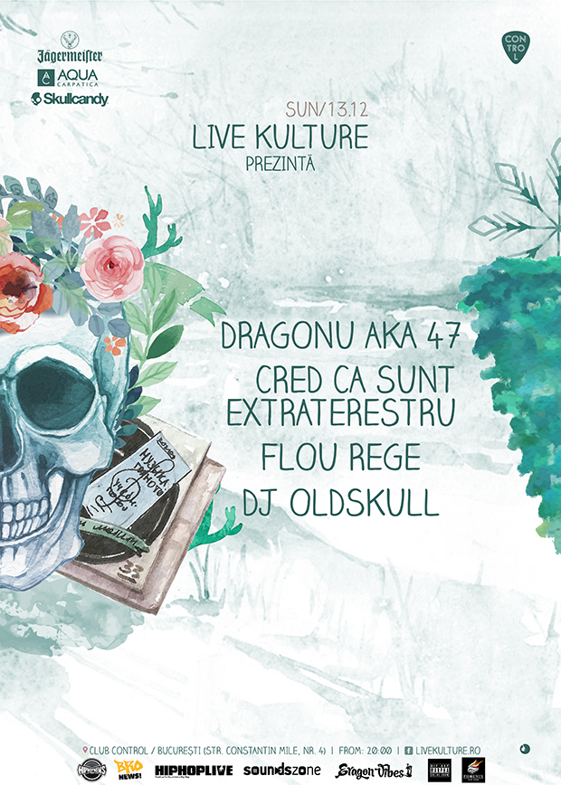 Live Kulture at Club Control (13.12