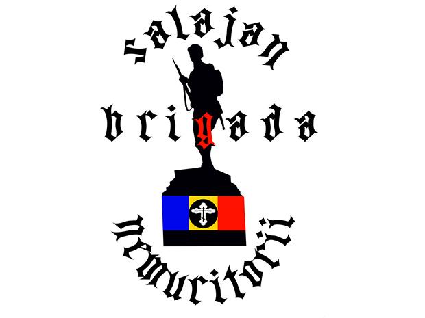 Salajan Brigada Nemuritorii - De ochii lumii