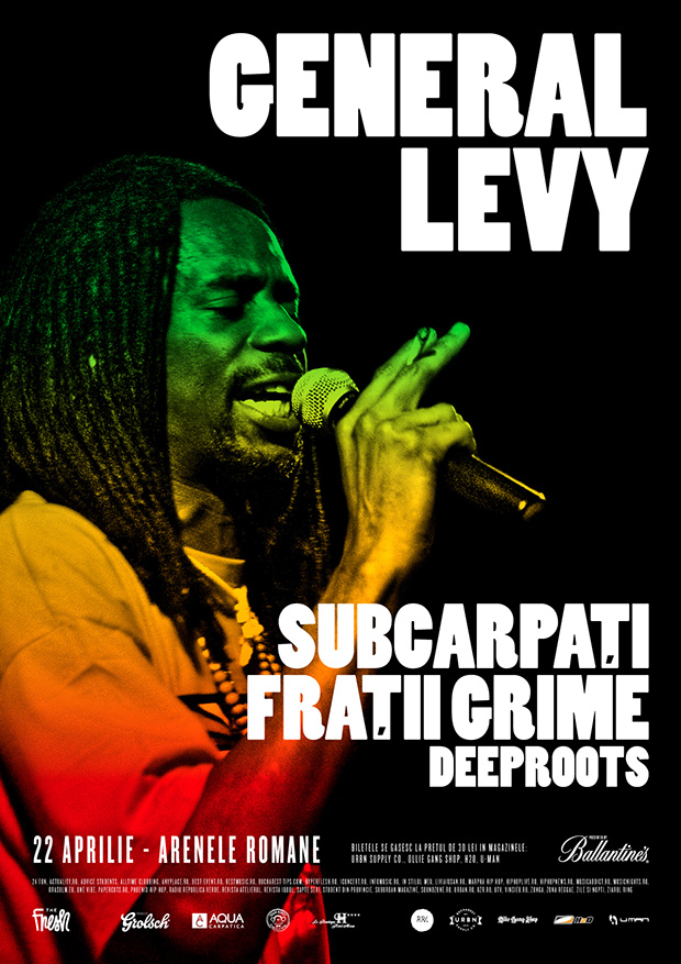 The Fresh - General Levy, Subcarpati, Fratii Grime